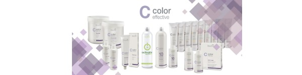 Brand series Color Effective - for bleaching and dyeing hair