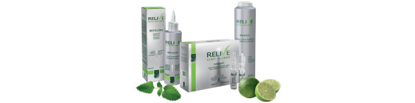 RELIVE Scalp Wellness - Hair and scalp treatment program