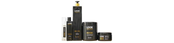 Brand series Look Smooth - For hair straightening