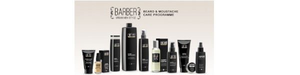 Brand series Barber - Care for beard, mustache and facial skin