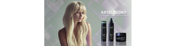 Artic Blond - Care and restoration for cool blond shades