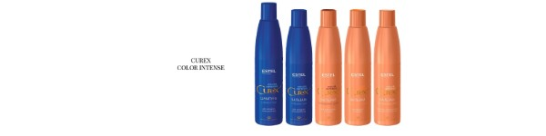 Curex Color Intense - To update hair color