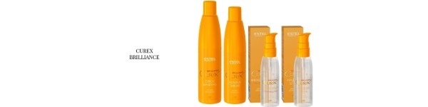 Curex Brilliance - For shine hair