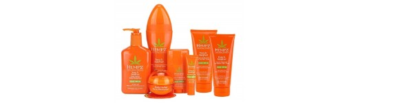 Sun Care - Cosmetics for tanning