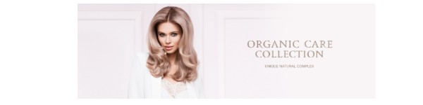 Organic Care Collection - hair care