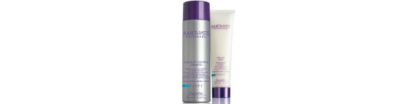 Brand series Amethyste Purify - Line to combat oily and dry seborrhea