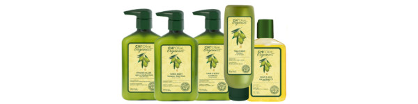 Brand series Organics - organic line of hair products