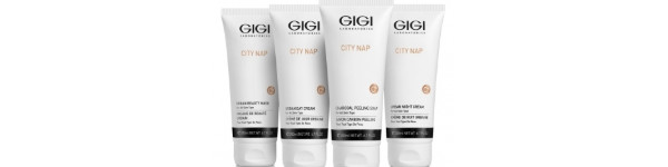 Brand series City NAP - to protect the skin from the harmful effects of the environment