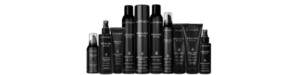 Brand series Healing Style - Styling Products