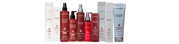 Healing ColorCare - Revitalizing Care for Colored Hair