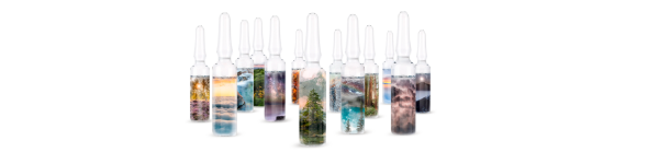 Brand series Beauty of Nature Ampoules - Ampoule Concentrates