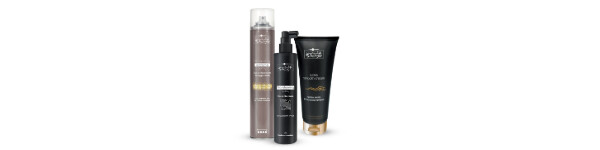 Brand series Inimitable Style - for professional styling and hair care