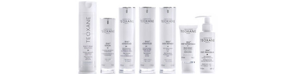 Brand series Cosmeceutics, care and treatment Teoxane