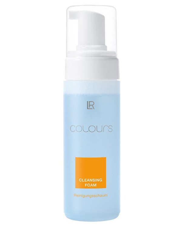 LR health & beauty - Очищающая пенка Colours Racine Cleansing Foam 150мл