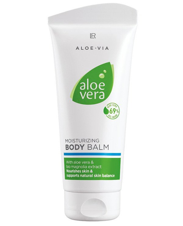 LR health & beauty - Moisturizing Body Lotion Body Care Aloe Vera Body Balm