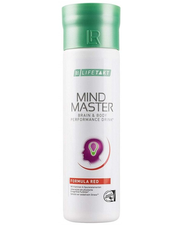 LR health & beauty - Anti-stress drink for mind and body Mind Master Red Formula
