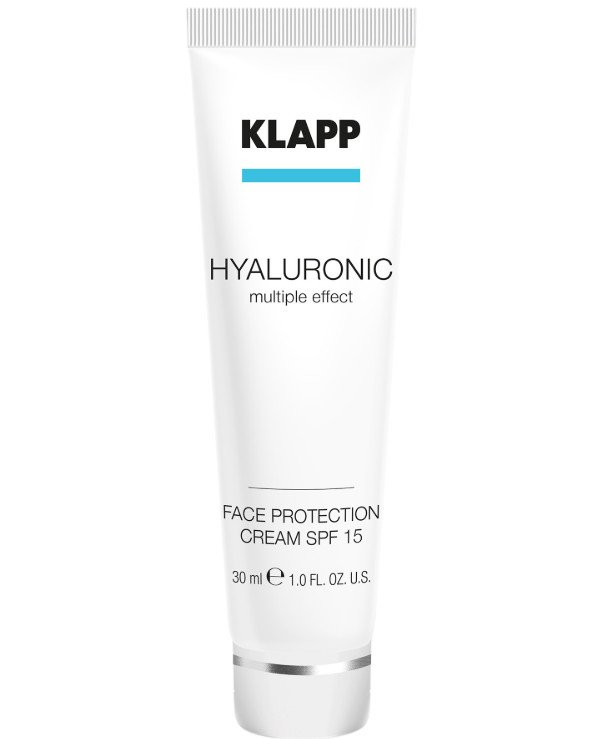 "Klapp - Face Cream ""Hyaluronic"" Hyaluronic Face Protection Cream SPF15"
