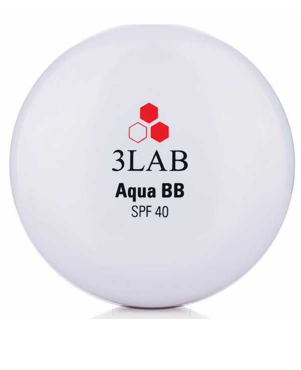 3Lab - Compact Cream Cushion Aqua BB SPF40 28g, Dark