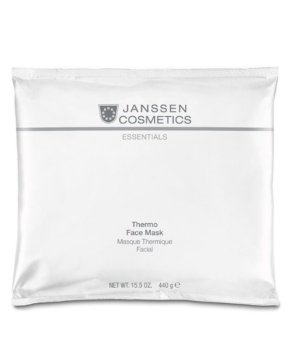 Janssen cosmetics - Thermal modeling gypsum mask Essentials Thermo Face Mask