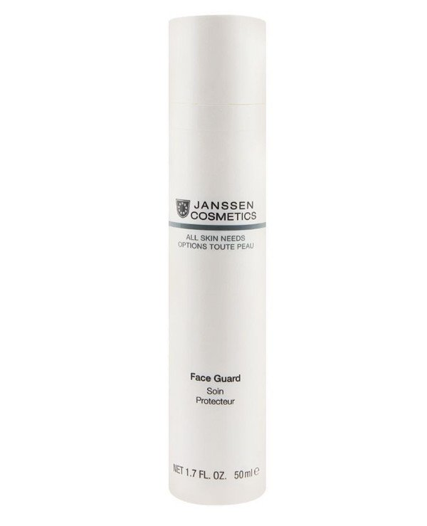 Janssen cosmetics - Фотозащита SPF-30 All Skin Needs Face Guard SPF-30 50мл