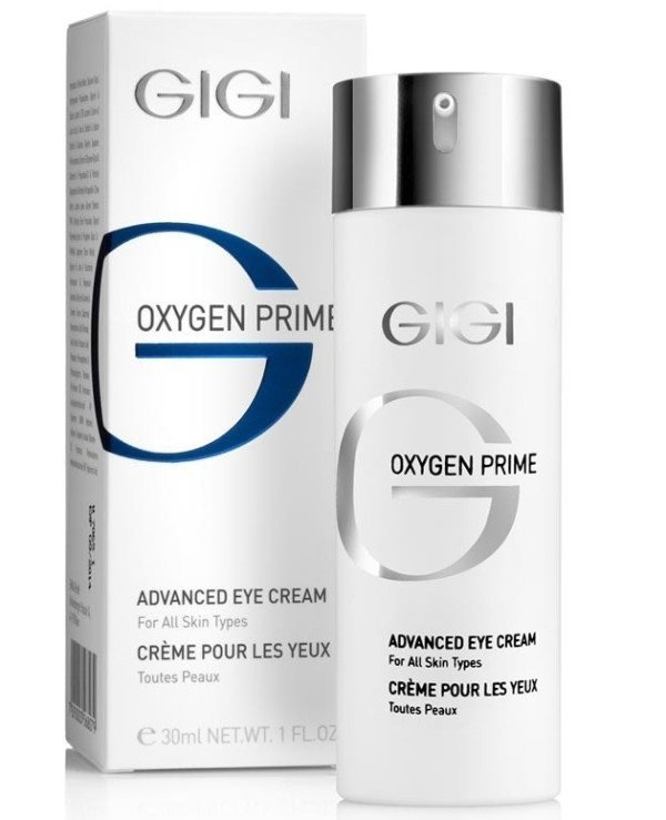 Gigi cosmetics - Eye cream Oxygen Prime Advanced Eye Cream