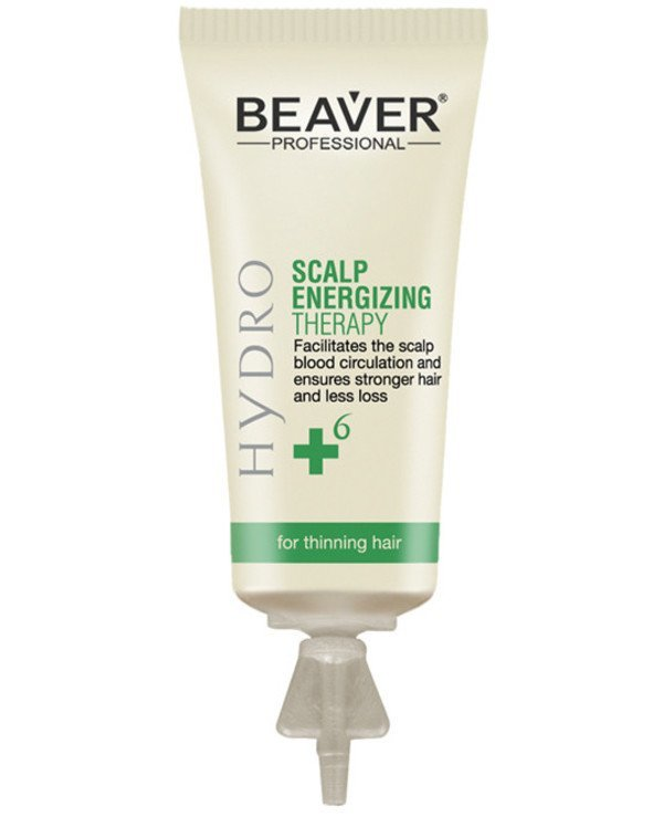 Beaver professional - Toning serum against hair loss and for activation of sleeping follicles Hydro Scalp Energizing Serum