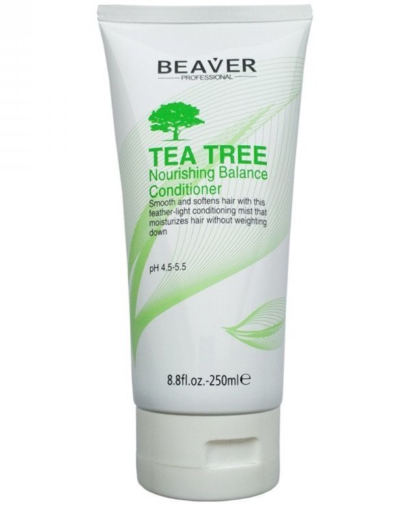 Beaver professional - Tea Tree Oil Conditioner Nourishing Balance Conditioner