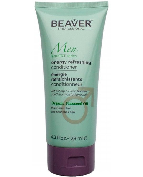Beaver professional - Tonic conditioner for men Men Expert Series Energy Refreshing Conditioner