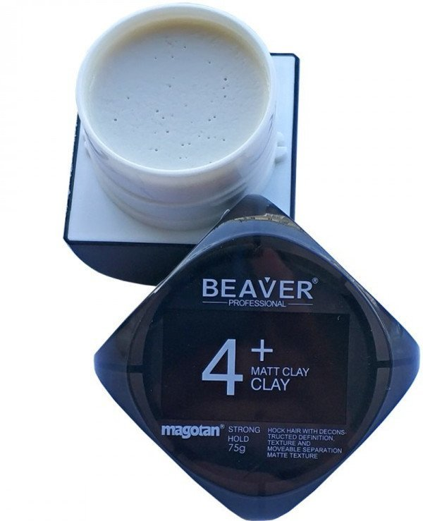 Beaver professional - Matting clay for styling Magotan Matt Clay 4+