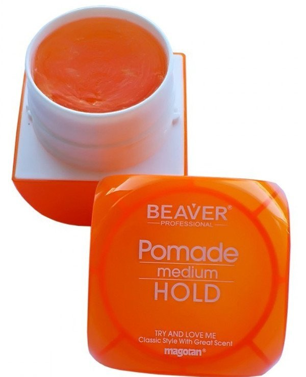 Beaver professional - Medium Fixing Lipstick Magotan Pomade Medium Hold