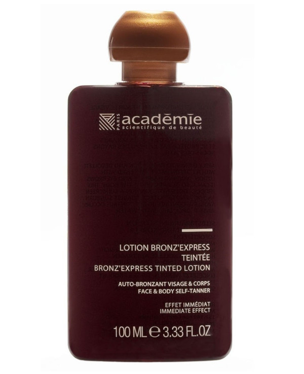 Academie - Tanning lotion for face and body Intense Tinted Self-Tanning Lotion