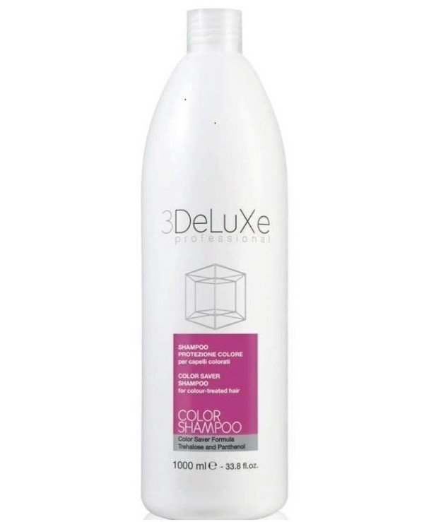 3Deluxe Professional - Shampoo for dyed and damaged hair Color shampoo
