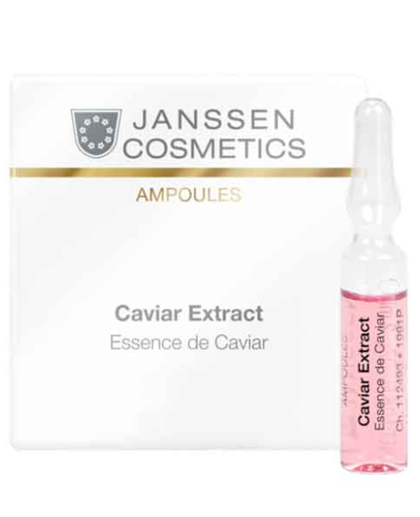 Janssen cosmetics - Caviar Extract (Super Recovery) Ampoules Caviar Extract 2ml * 25pcs