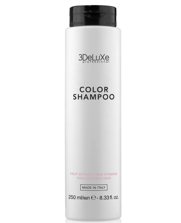 3Deluxe Professional - Shampoo for colored hair Color Shampoo