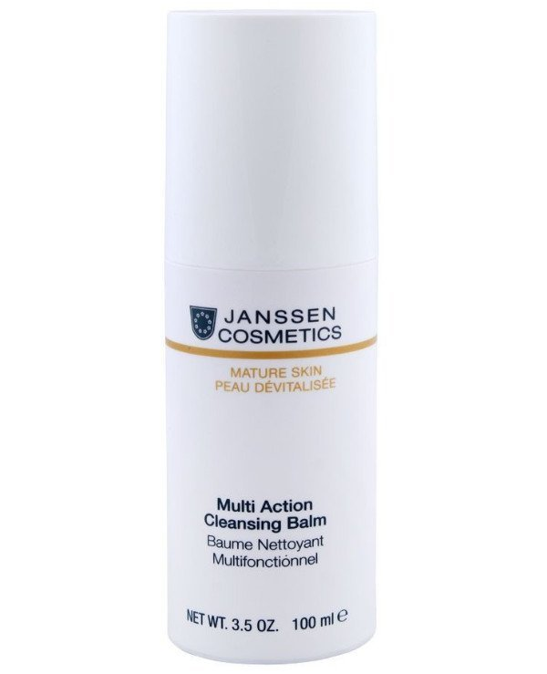 Janssen cosmetics - Multi-active Cleansing Balm Mature Skin Multi Action Cleansing Balm