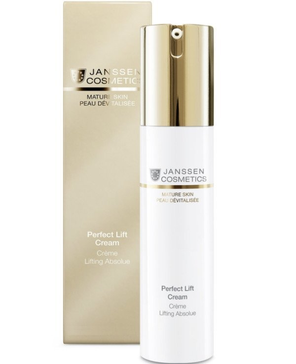 Janssen cosmetics - Cream with lifting effect Mature Skin Perfect Lift Cream