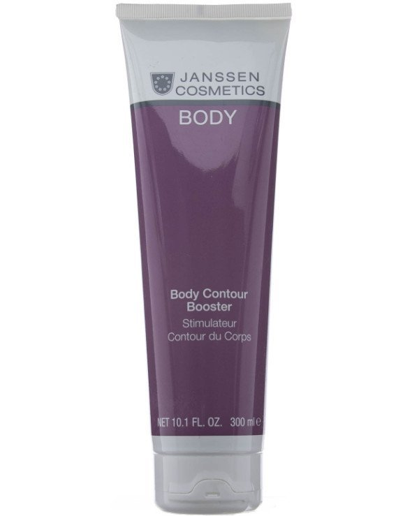 Janssen cosmetics - Thermoactive gel for intensive anti-cellulite care Body Contour Booster