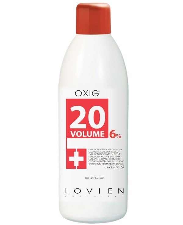 Lovien Essential - Окислитель 6 % Technical Products Oxydant Emulsion 20 Vol 1000мл, 6 %
