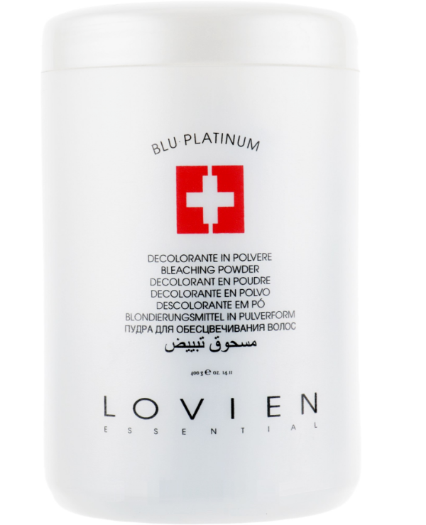 Lovien Essential - Bleaching Powder Blue Technical Products Bleacher with ammonia 400 g