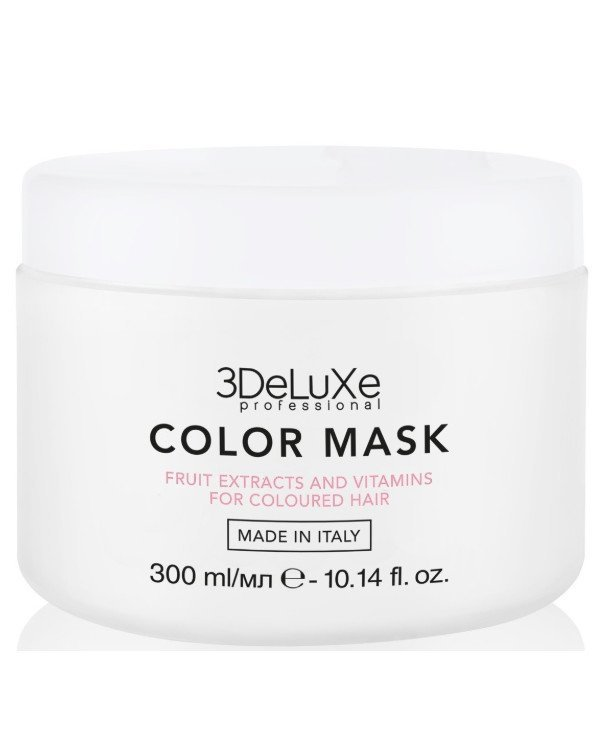 3Deluxe Professional - Mask for colored hair Color Mask