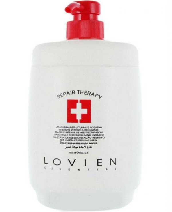 Lovien Essential - Mask for dry and damaged hair Mask Intensive Repairing for Dry Hair