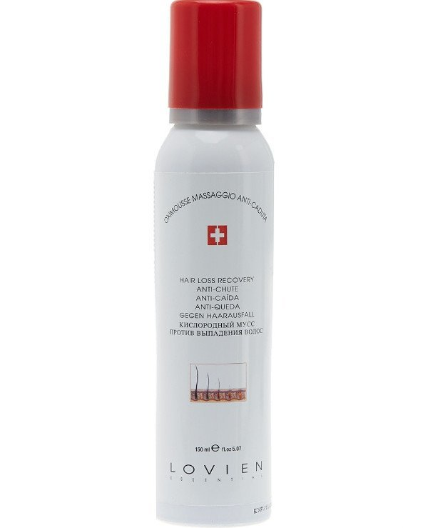 Lovien Essential - Mousse against hair loss Hair Loss Recovery Oxi-Mousse