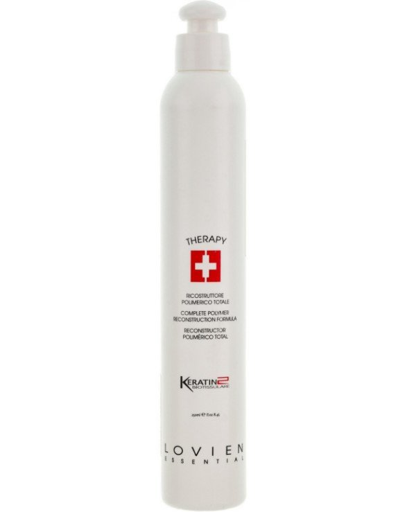 Lovien Essential - Mask with reducing polymers Keratin Hair Reconstruction System 2 Therapy