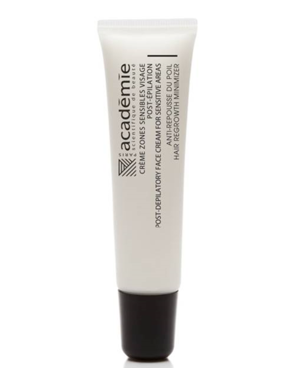 Academie - Cream after depilation for face and sensitive areas Creme zones sensibles visage post epilation