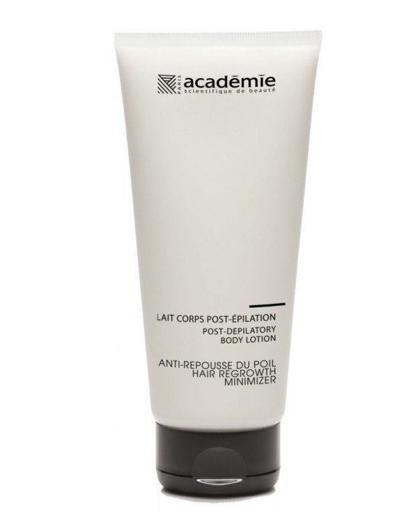 Academie - Depilatory lotion that slows hair growth Lait corps post epilation