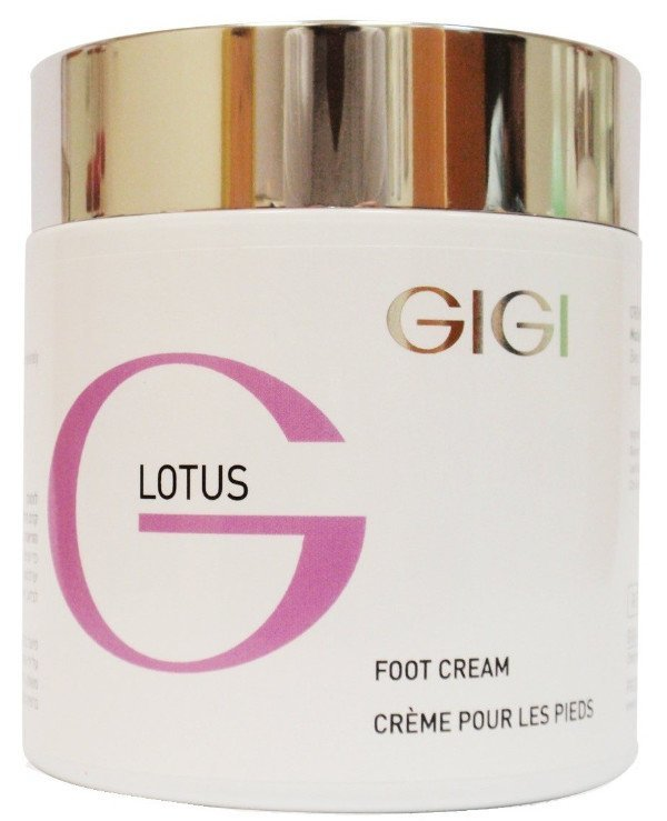 Gigi cosmetics - Foot cream Lotus Beauty Foot Cream