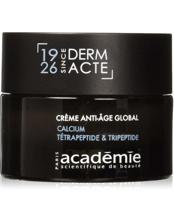 Academie - Intensive anti-aging cream Creme anti-age global calcium tetrapeptide tripeptide 50ml