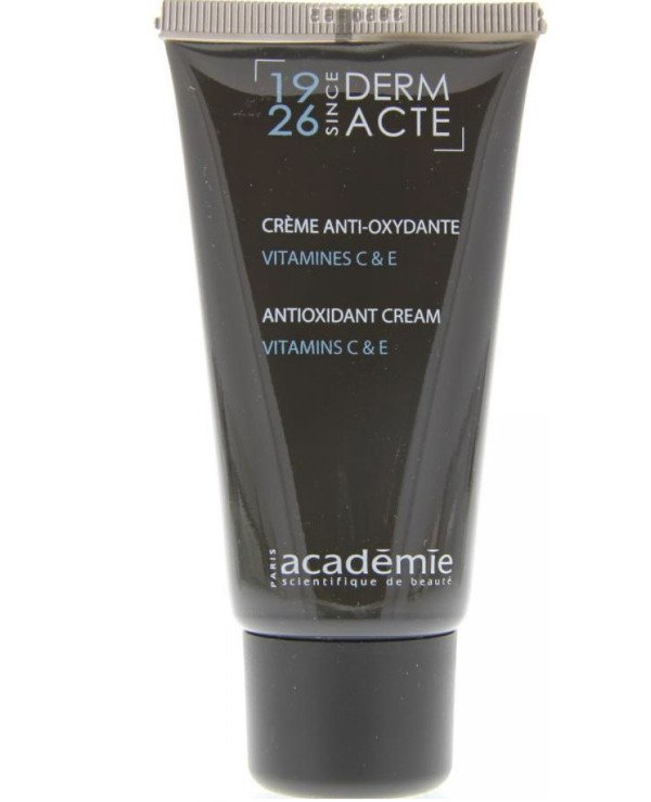 Academie - Antioxidant cream with vitamins C and E Creme anti-oxydante vitamines C & E 50ml