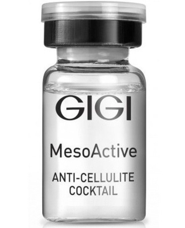 Gigi cosmetics - Anti-cellulite cocktail GIGI Mesoactive Anti-Cellulite Cocktail