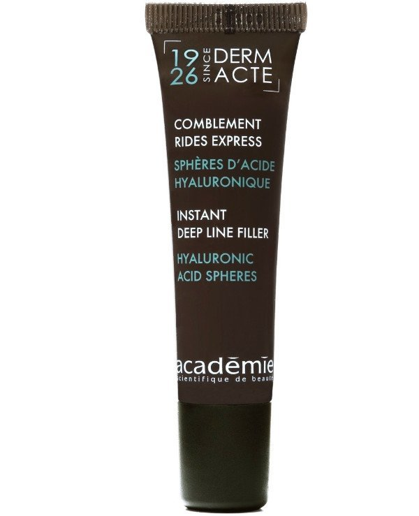 Academie - Deep Wrinkle Cream Filler Comblement rides express spheres dacide hyaluronique 15ml